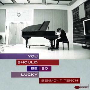 b tench cd cover