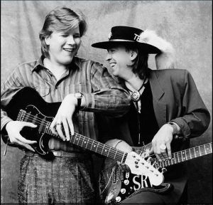 Jeff-Healey-and-Stevie-Ray-Vaughan-at-CBC-Studios-Toronto-1987