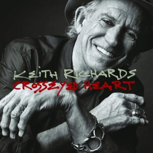 Keith Richards Album Graphic