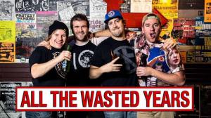 All The Wasted Years publicity photo-